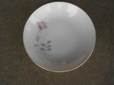 "Camelot China AMERICAN ROSE 7.5"" Soup Bowl  JAPAN"