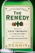 The Remedy: Bringing Lean Thinking Out of the Factory to Transform the Entire Or