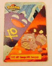 carte pokémon Reg Pokémon Topps Trading Card Panini Tv13#109 Smogo110 Smogogo US