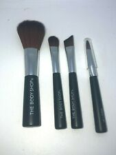 The Body Shop 4 Piece Mini Brush Kit NWOB