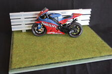 QSP Diorama 1:12 grass with barrier