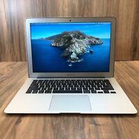 "Apple MacBook Air 2017 13"" 128GB SSD 8GB RAM 1.8GHz Intel i5 Processor Tested"
