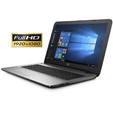 HP 250 G6 15.6'' Intel Core i5-7200U SSD Notebook mit Windows 10 - Silber