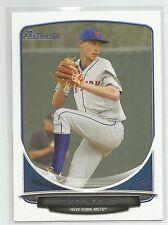 Casey Meisner New York Mets 2013 Bowman Draft Prospect