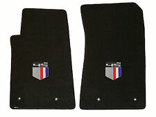 LLOYD Classic Loop™ FRONT FLOOR MATS with 45th Anniv Logo 2012 Chevrolet Camaro