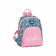 Sac à dos Casual Benetton Blooming Rose 2028