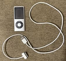 Ipod nano 4th generation 8Gb Silver