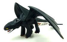 U33) Die Drachenreiter von Berk - Drache Nachtschatten Figur ohne Zahn Ohnezahn