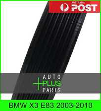 Fits BMW X3 E83 2003-2010 - Shaft Sub Assembly Engine Belt Pulley