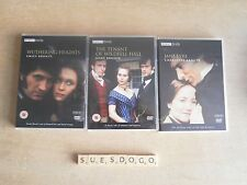 BRONTE - JANE EYRE TENANT OF WILDFELL HALL WUTHERING HEIGHTS - BBC 5 DVD SET