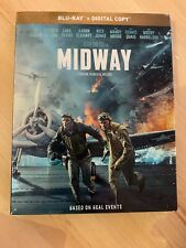 Midway Blu-Ray w Slipcover Canada Bilingual NO DC LOOK