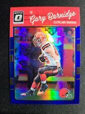 K93 2016 Donruss Optic Blue #25 Gary Barnidge /149 Cleveland Browns