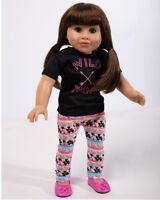 "American Girl 18"" Reborn Baby Doll Cloth Body Eyes Can Blink Ethnic Biracial"