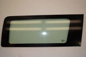 2008-2009 Hummer H2 RH Rear Quarter Body Glass No Tint 25913260 Export