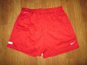 Mens NIKE DRI FIT running athletic shorts sz XL