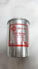 Motor Run Capacitor 15mfd 15uf 440V 440VAC 370V Round Metallized +UsFreeSHip