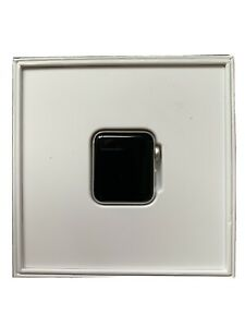apple watch series 3 GPS Cellular 38mm Aluminum