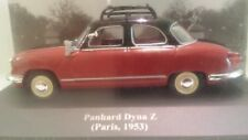 1/43	TAX071 PANHARD DYNA Z, PARIS 1953, GRANATE Y NEGRO