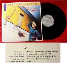 LP Mathilde Santing Water Under the Bridge 1985