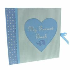 Petit Cheri Collection Record Book - Baby Boy - Blue New gift Idea