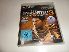 PLAYSTATION 3 UNCHARTED 3-Drake 's Deception (Game of the Year)