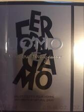 FERRAGAMO UOMO BY SALVATORE FERRAGAMO THREE SAMPLES
