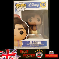 Funko Pop Aladdin 352 Disney Vinyl Figure NEW