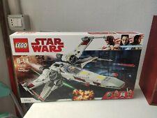 Scatola LEGO 75218 STAR WARS X WING STARFIGHTER (only box, no Bricks)