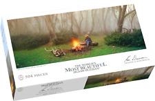Mossman Gorge QLD Ken Duncan Photography Jigsaw Puzzle 504 Piece 64cm X 24cm