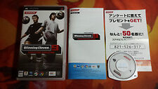 WORLD SOCCER WINNING ELEVEN 9 JAP SONY PSP ENVÍO 24/48H COMBINED SHIPPING