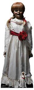 Annabelle Haunted Puppe Karton Ausschnitt aus Der Conjuring Universe Offiziell