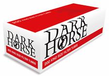 5.000 Dark Horse Filterhülsen Full Flavour Zigarettenhülse (25x200) #DH88419-25