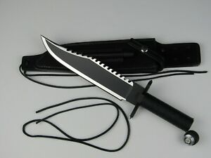 LILE NEXT GENERATION RAMBO MISSION LIMITED EDITION KNIFE VAUGHN NEELY 73/100