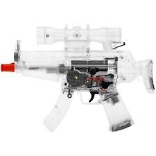MINI FULL AUTO ELECTRIC AIRSOFT CLEAR GUN AEG AUTOMATIC PISTOL RIFLE 6mm BB BBs