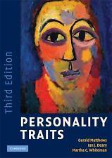 Personality Traits by Gerald Matthews, Martha C. Whiteman and Ian J. Deary...