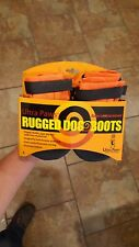 Ultra Paws Ultra Rugged Dog Boots Booties Size Large NEW