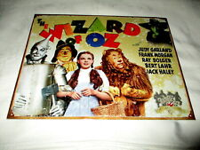 **WIZARD OF OZ Metal Sign - NEW**