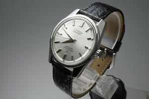 Vintage 1964 JAPAN 44 KING SEIKO CHRONOMETER 49999 27Jewels Hand-winding.