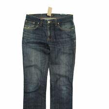Nudie Jeans Men's Jeans W 32 in L 34 in Blue, 100% - cotton