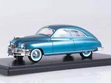 collection scale model 1/43, Packard Super De Luxe Club Sedan 1949