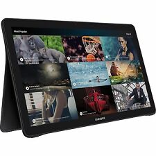 "Samsung Galaxy View SM-T677A 64GB Wi-Fi + 4G AT&T Unlocked 18.4"" Black EXCELLENT"