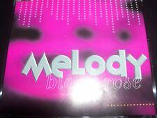 Black Rose – Melody Australian Mixes CD Single – Like New