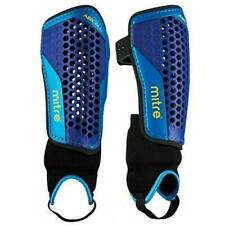 Mitre Football Shinpads + Ankle Support Aircell Carbon