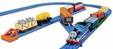 Takara Tomy Tomica PraRail Thomas & Friends Train Freight Loading Set Model