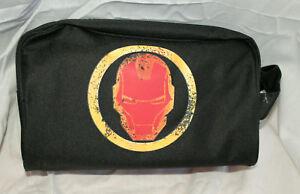 Marvel Comics Iron Man Bath Travel Bag Kit Shower Gel & Body Spray New