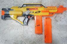 Nerf Stampede ECS N-Strike Automatic Dart Gun 18 Drum Magazine Extra Clip