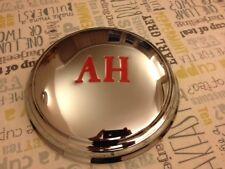 """Austin Healey Sprite todos los modelos rojo """"Ah"""", NUEVO TAPACUBOS X 4 (Free UK Post)"""