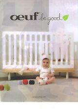 PUBLICITE ADVERTISING  2012  OEUF BE GOOD tout pour le bien etre de bébé