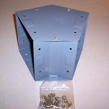 "Square D Wireway LD-645L 51120 Hinge Screw Cover 45 Degree Elbow 6"" x 6"" Nema"