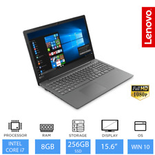 "Lenovo V330 15.6"" FHD  Intel Core i7-8550U Laptop 8GB 256GB SSD 2GB Graphics W10"
